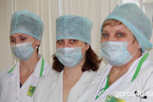 На карантин по ОРВИ и гриппу закрыты 12 классов в 3 школах Липецкой области