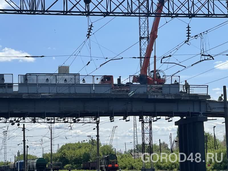 Мост в Грязях откроют завтра в 8 утра