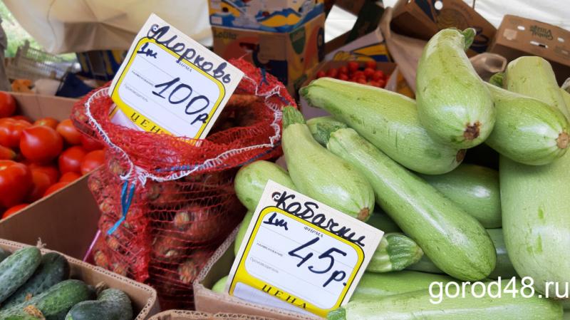 Липецкстат: картофель, капуста и морковь подорожали в июне в 1,3-1,7 раза