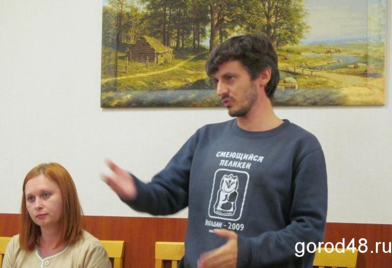 Олег Хомутинников пострадал за убеждения