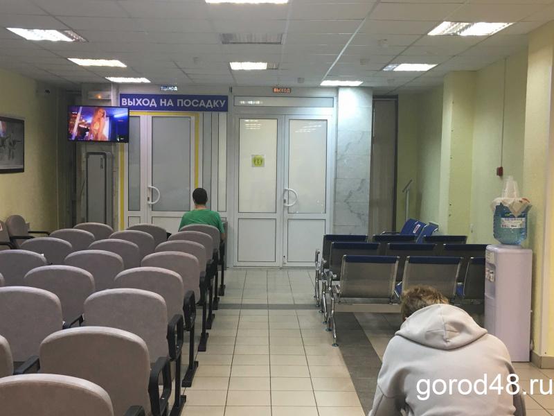 Аэропорт «Липецк» обокрали бомжи?