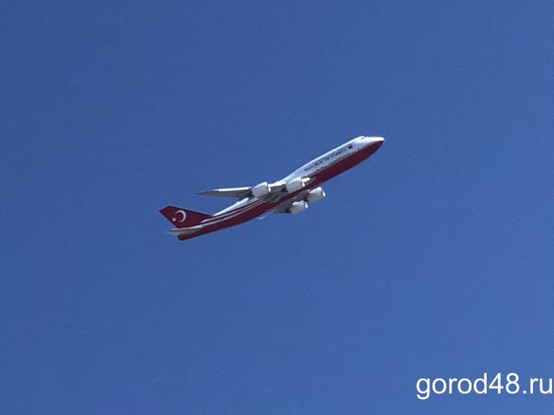 За полёты из Липецка в Турцию собирают подписи