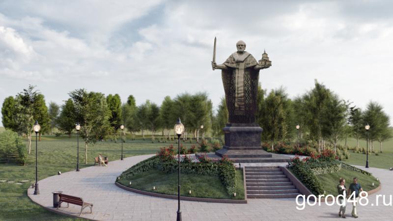 В горсовете удивились инициативе мэрии установить в Липецке четыре памятника святым
