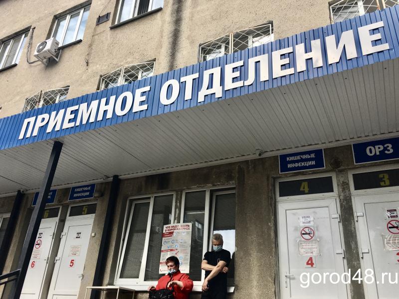 322 пациента лечат коронавирус в липецких больницах