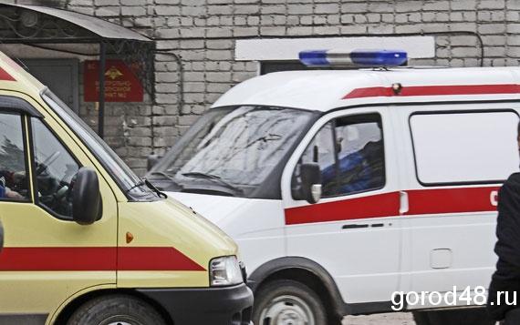 Четырехлетняя девочка получила травмы в ДТП