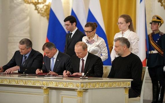 Законно ли присоединения крыма к россии