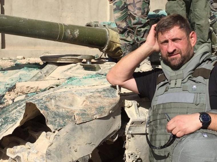 Российские журналисты попали под обстрел ВСУ