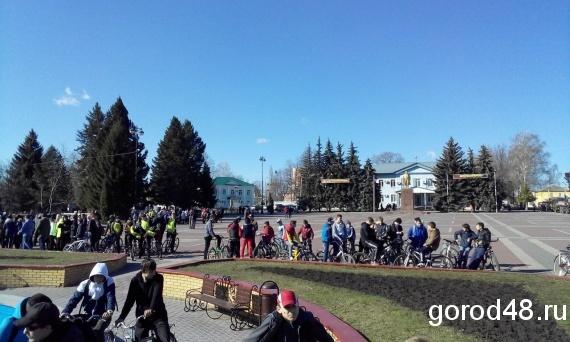 В Грязях проведут велопробег памяти Героя России Ивана Флерова