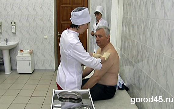 Более 5 тысяч липчан заболели ОРВИ за неделю
