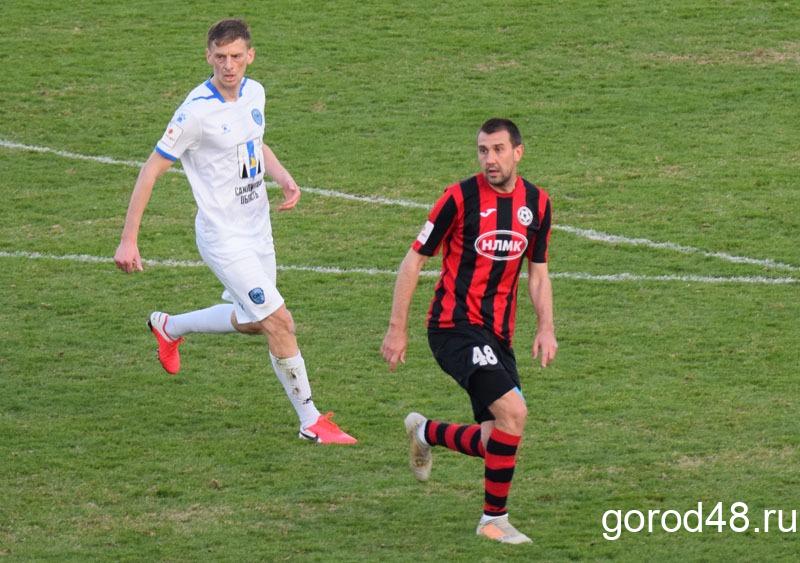 «Металлург» забил три безответных мяча в ворота островитян