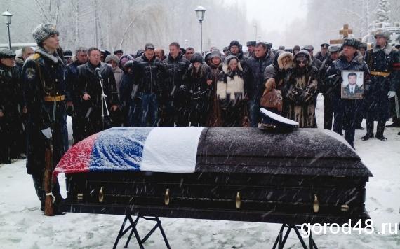 Когда похороны олега пешкова в липецке
