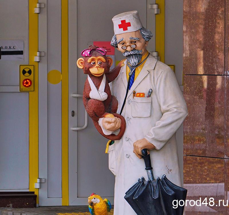 В праздничные дни июня липчан не оставят без медпомощи
