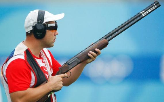 Алексею Алипову, олимпийскому чемпиону Афин, удалось показать абсолютный...