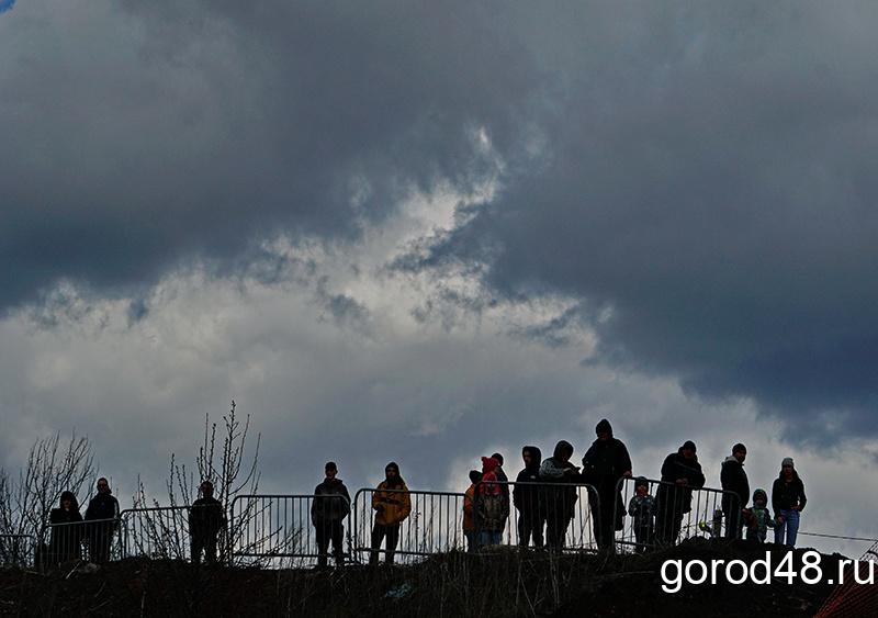 Ветер в Липецке усилится: скорость порывов составит до 18 м/с