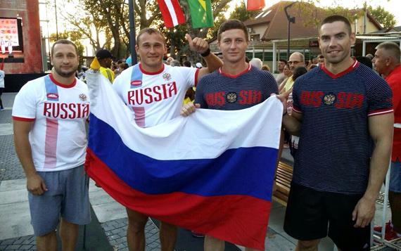 Экипаж красноярца стал чемпионом мира побобслею